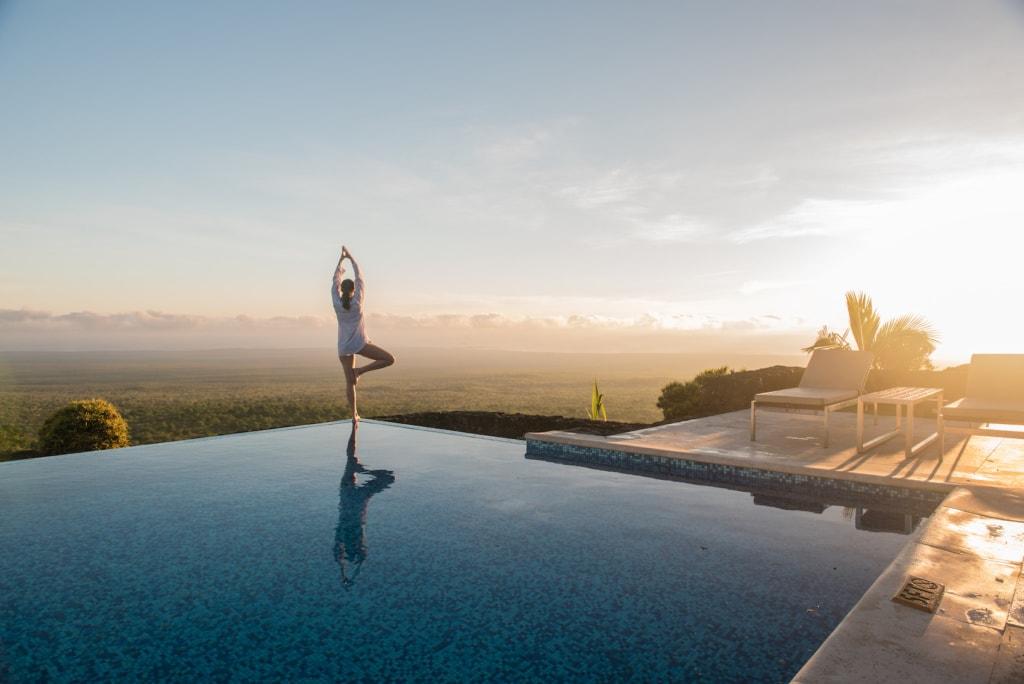 Die Pikaia Lodge ist der perfekte Entspannungsort auf den Galapagos-Inseln.