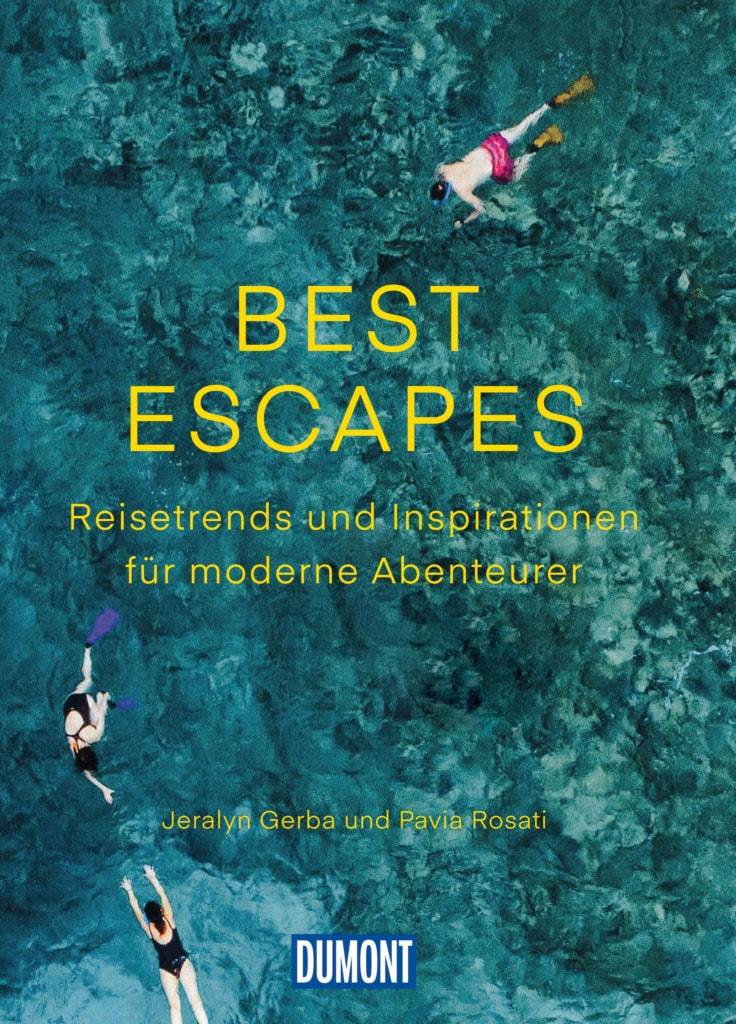 Best Escapes_Cover