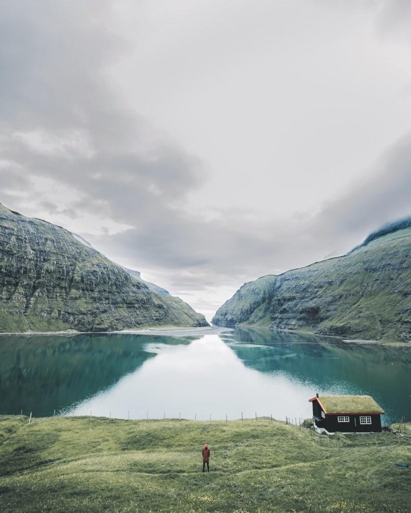 Instagram-Reisen: Trendziel Faröer Inseln