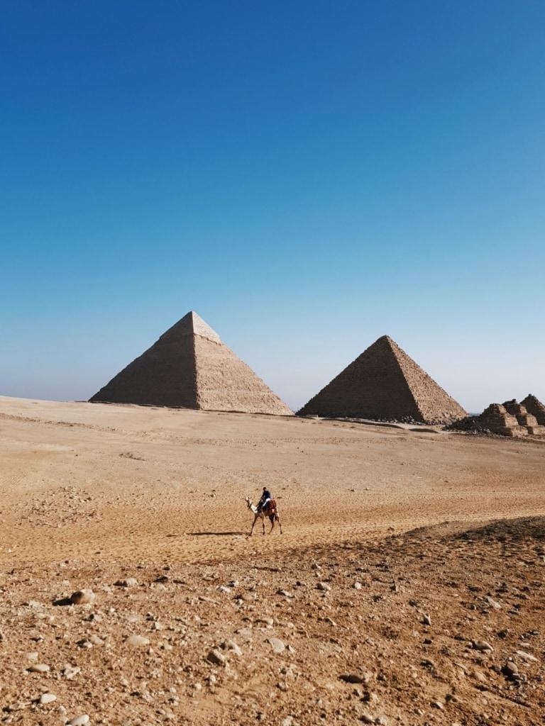Giza Necropolis Ägypten