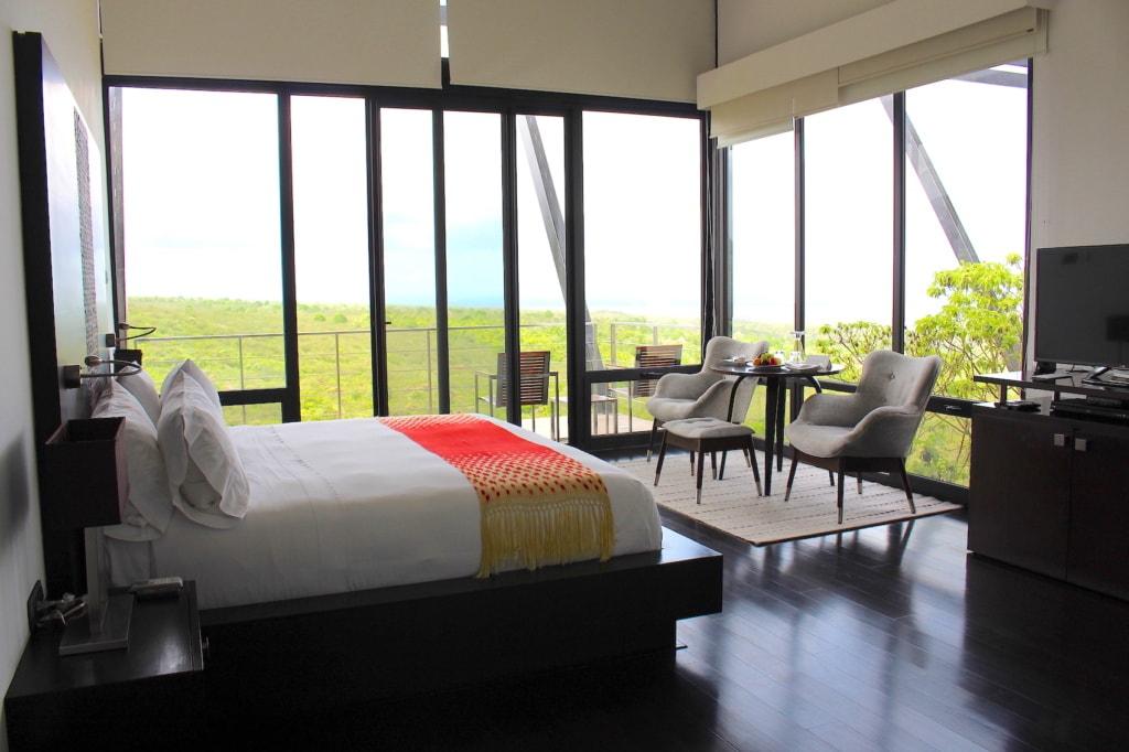 Die Pikaia Lodge ermöglicht einen einmaligen Einblick in die Welt der Galapagos-Inseln.