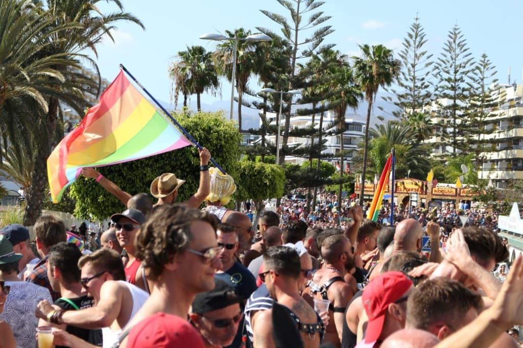 Maspalomas Pride Parade