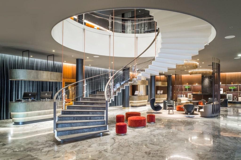 Willkommen im ersten Designhotel der Welt!