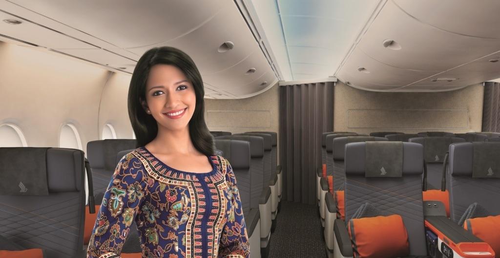Vorzüglich Reisen mit Singapore Airlines