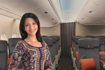 Willkommen bei Singapore Airlines, einer der besten Airlines der Welt.