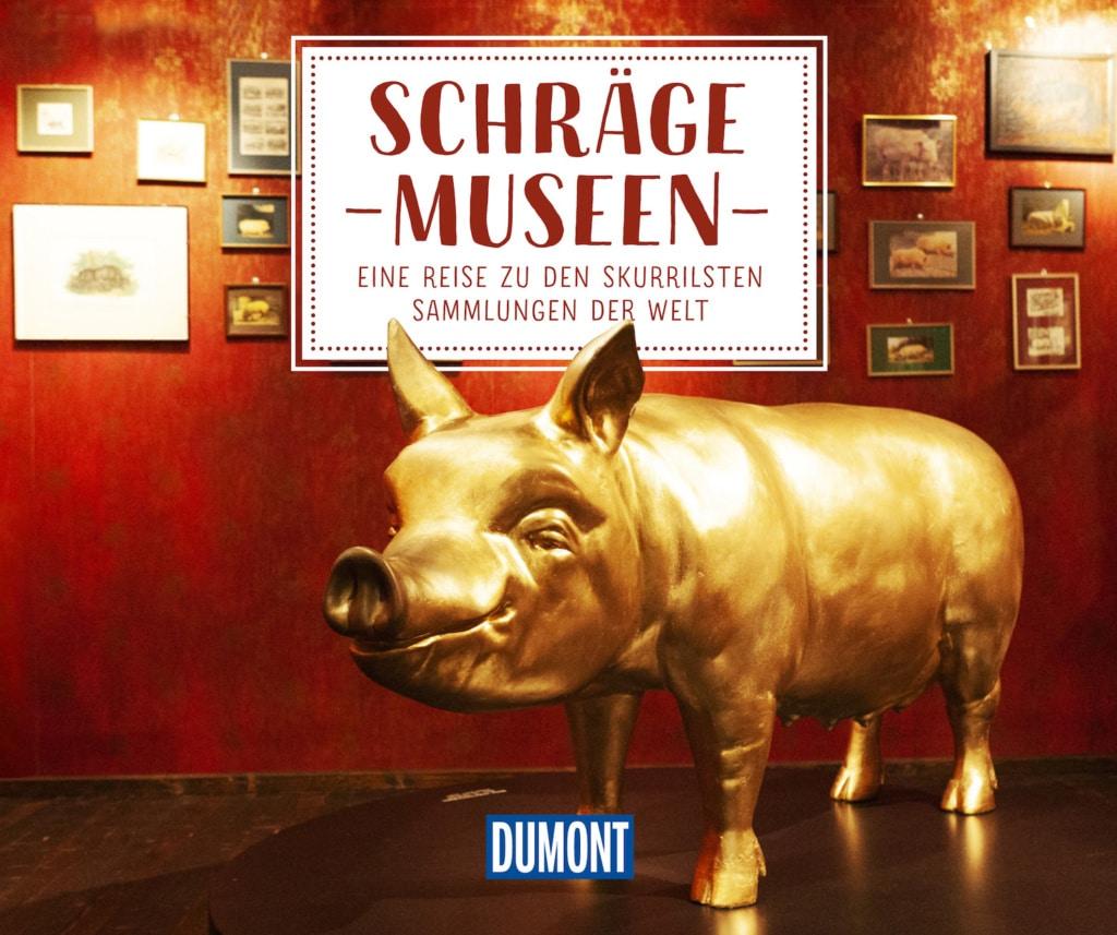 In diesem Bildband finden sich 100 der schrägsten Museen auf der Welt.