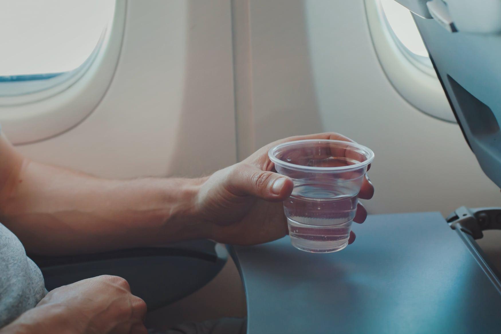 Wasser Flugzeug, Reise
