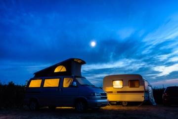 Bettina Tietjen ging auf Tour – im Interview erzählt sie von ihrem Campingtrip.