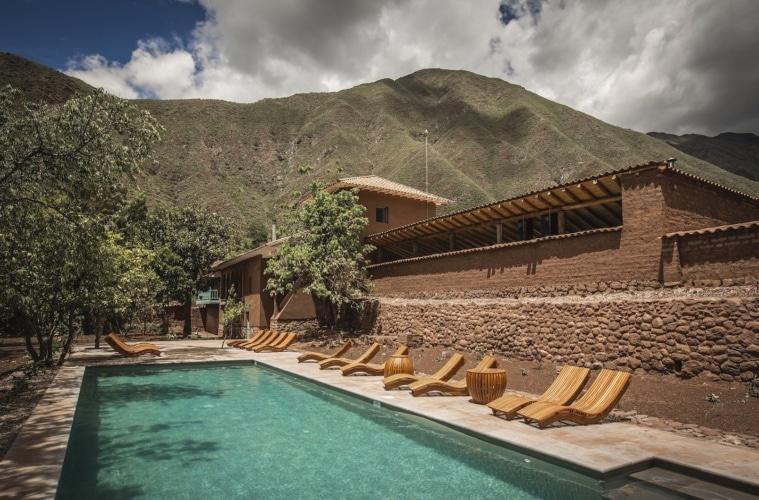 Hotel explora Valle Sagrado Peru