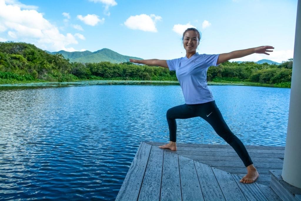 Yoga Nhan Amanoi Vietnam