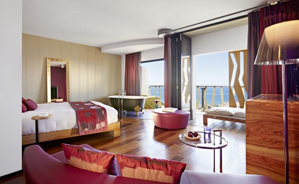 Zimmer im Bohemia Hotel Gran Canaria