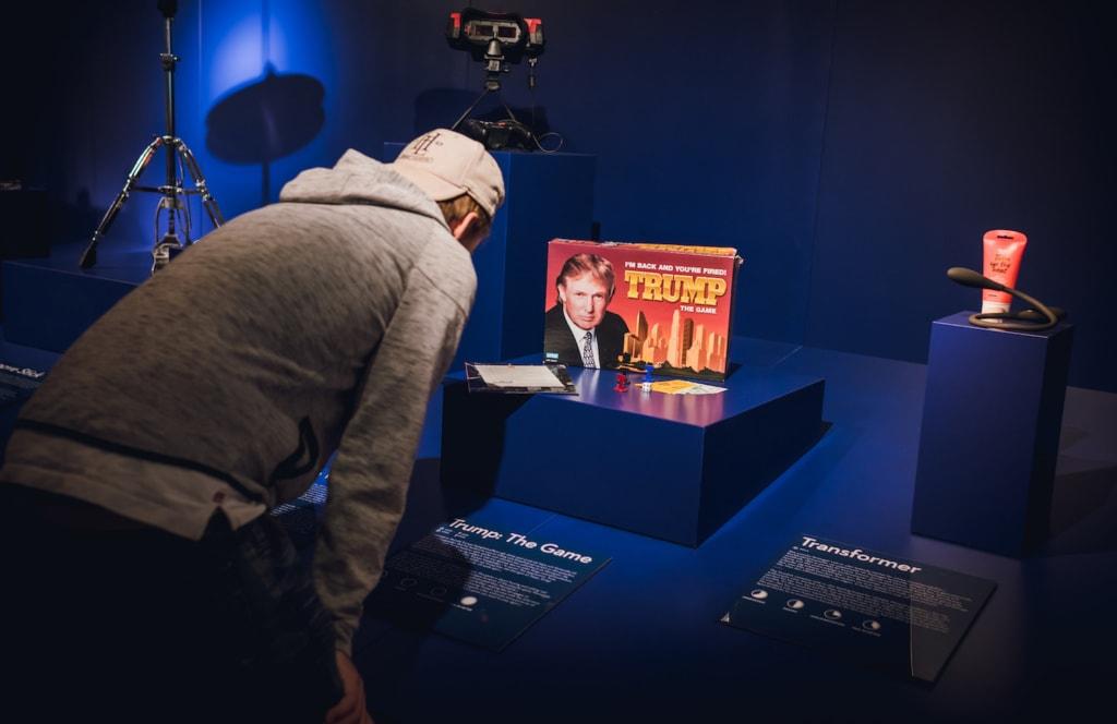 Das »Museum of Failure«ist eines der schrägen Museen, die das neue Buch im Dumont Verlag vorstellt.