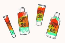 Diese Sonnencremes könnt ihr auch problemlos beim Schnorcheln verwenden.