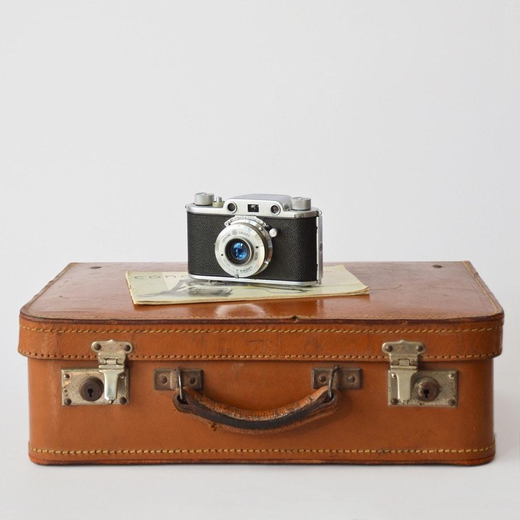 Ich pack's dann mal! Edles Reisegepäck