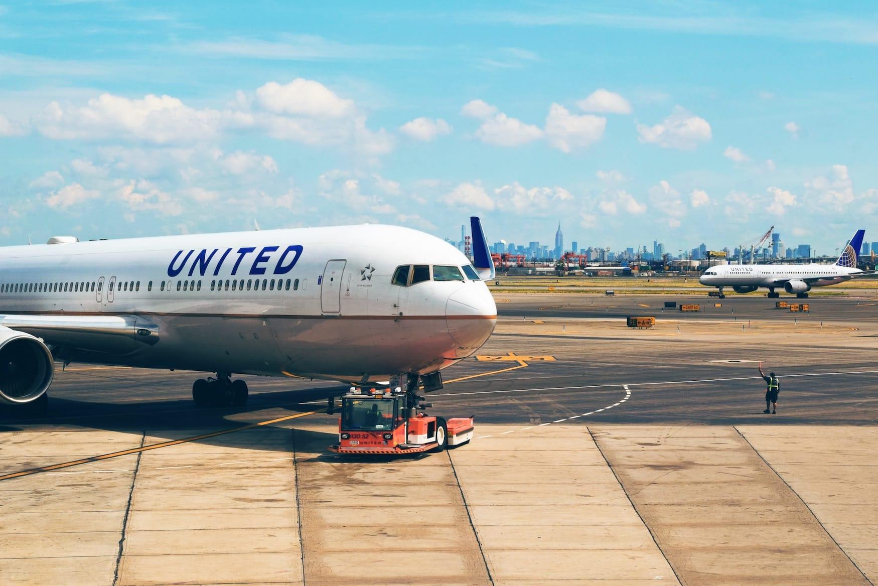 Flugzeug, Flughafen, Reise