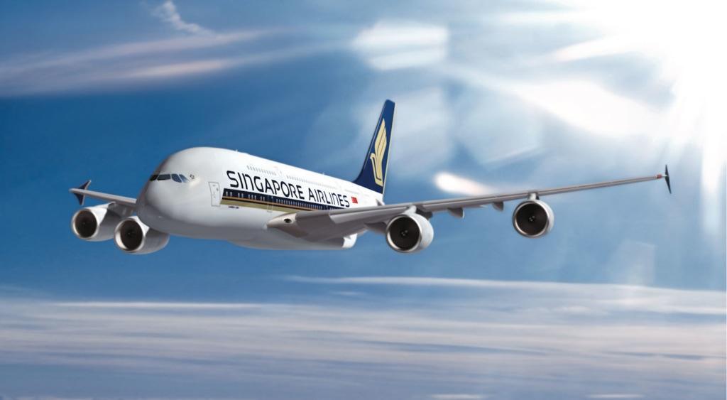 Singapore Airlines Flotte bietet nicht nur höchsten Comfort und Service, sondern versucht auch, auf Plastik zu verzichten.