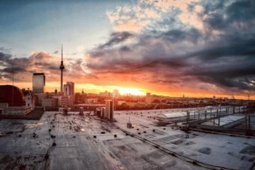 Berlin-Panorama mit Alex