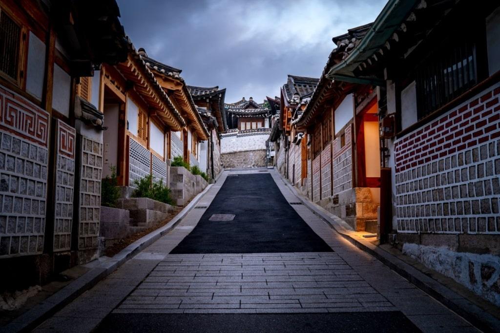 Architektur in Bucheon, Korea
