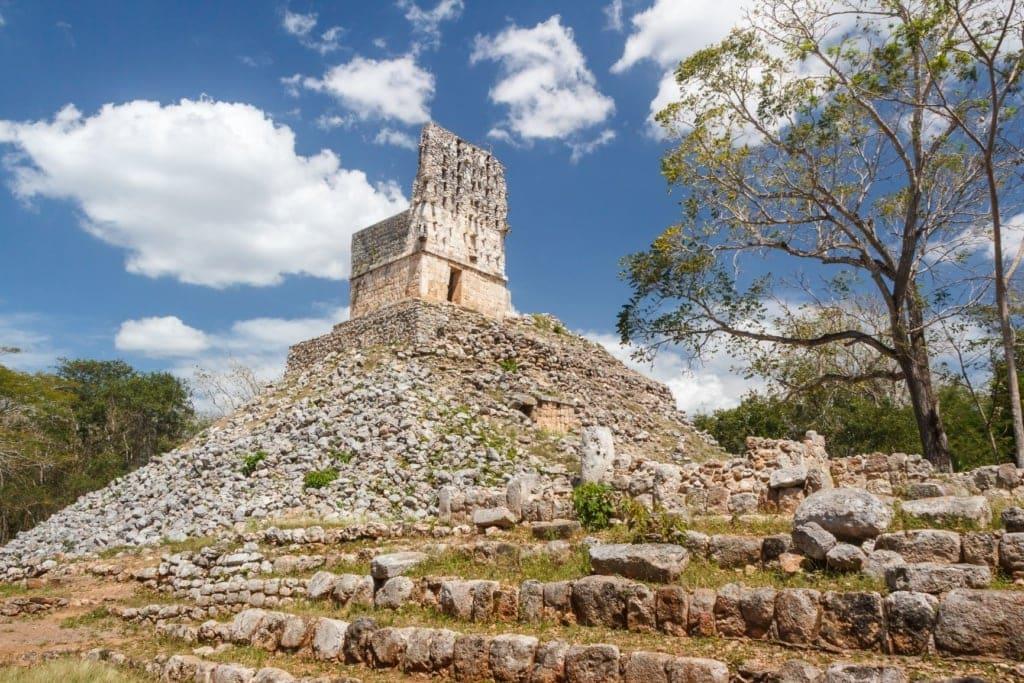 El Mirador in Guatemala