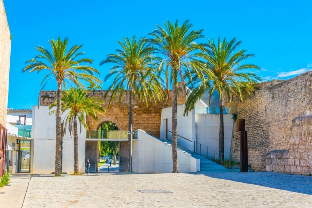 Es Baluard Museum auf Mallorca