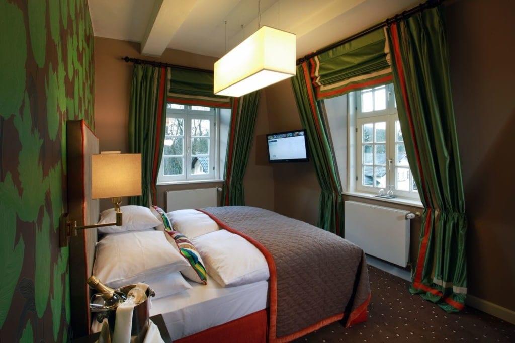 Doppelzimmer im Gräflicher Park Health & Balance Resort