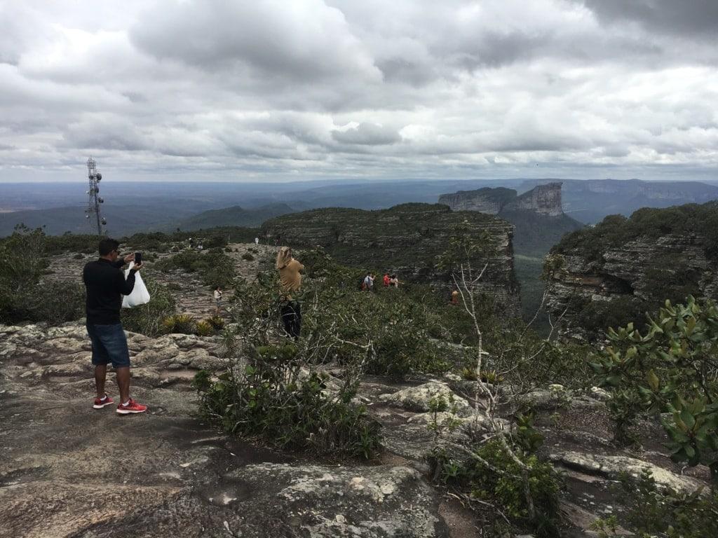 Plateau des Morro do Pai Inácio in Bahia