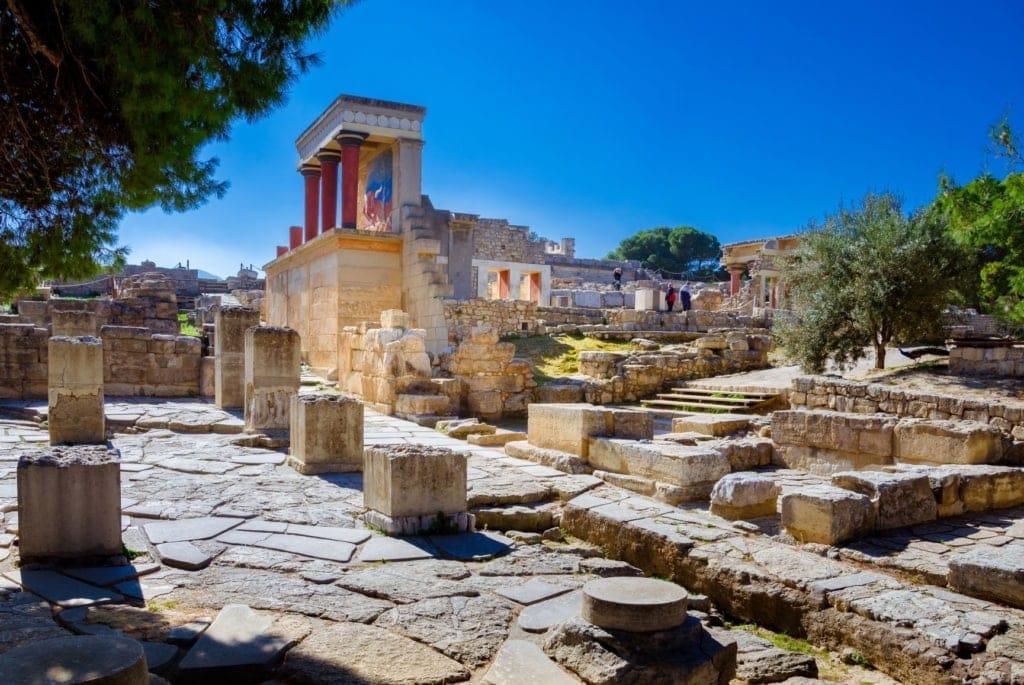 Knossos,Kreta