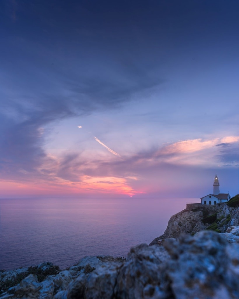 Far de Capdepera auf Mallorca