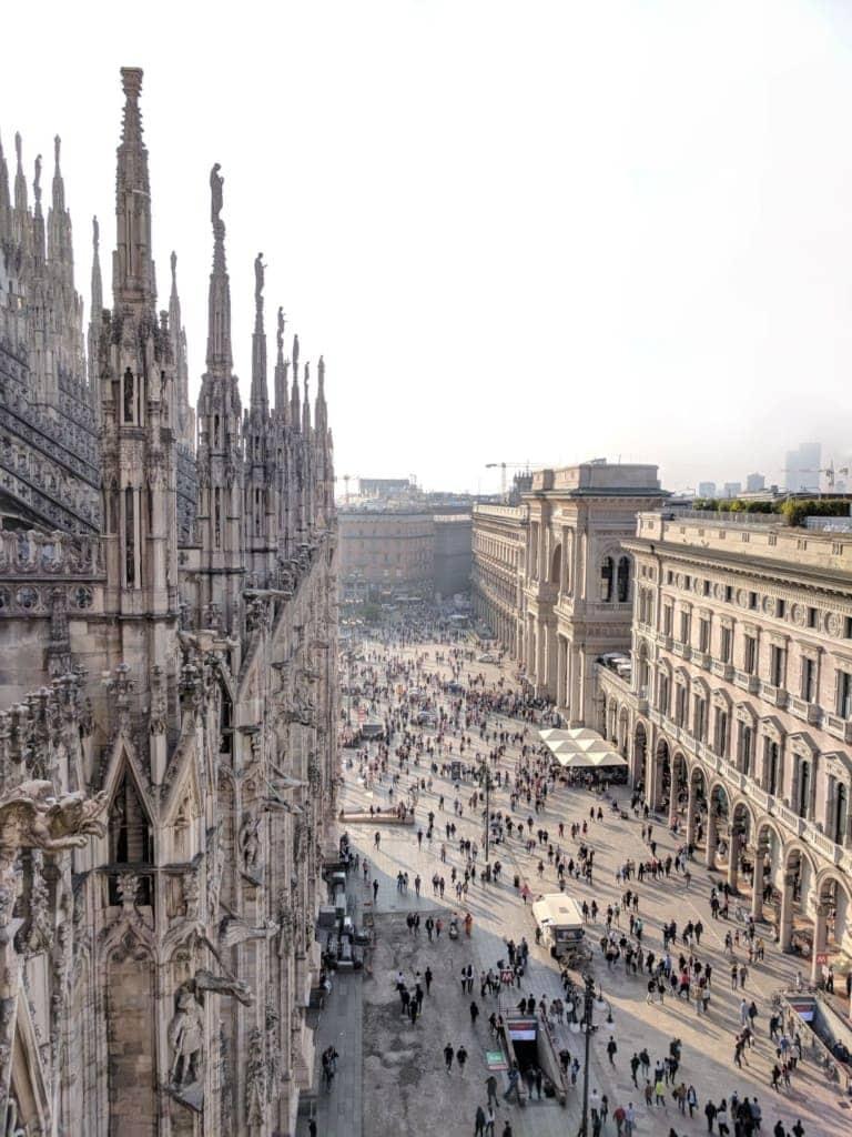 Reise-Tipps für Mailand: Besuch des Doms