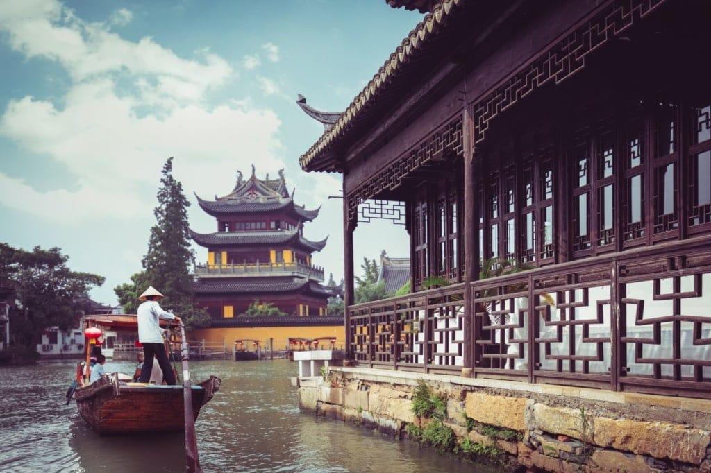 Shanghai Zhujiajiao town