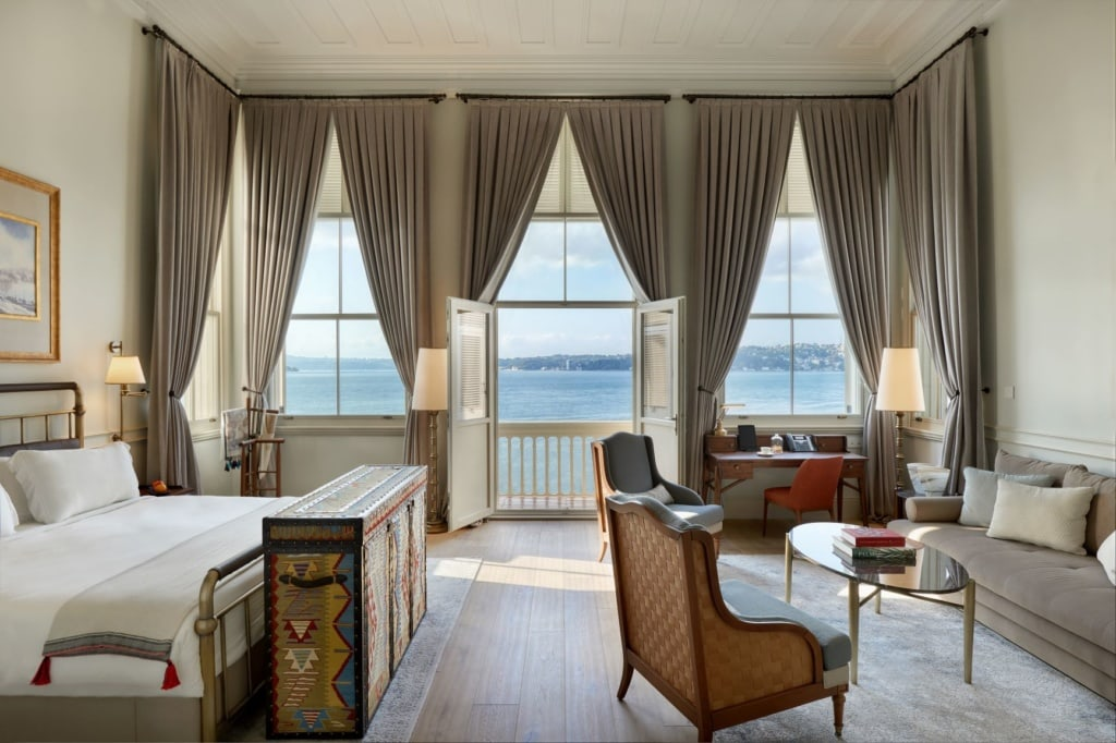 Six Senses Kocates Istanbul, Junior Suite