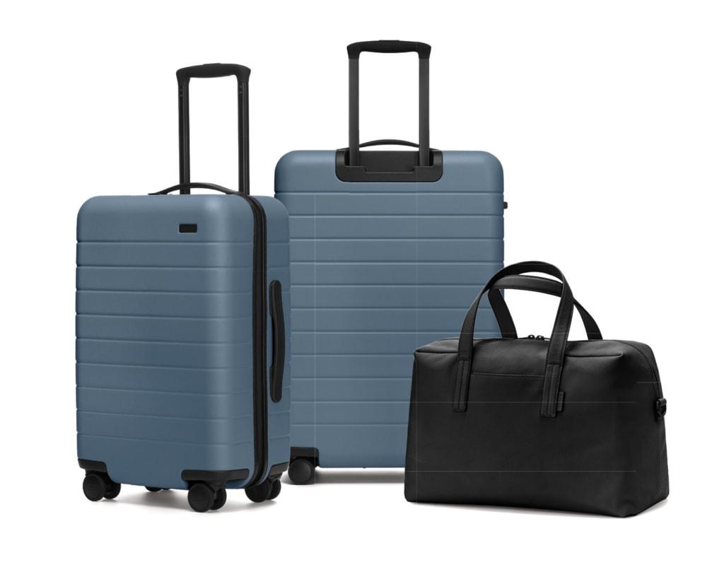 Taschen- und Koffer-Set von away
