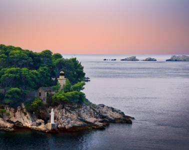 Inseln Kroatiens an der Adriaküste