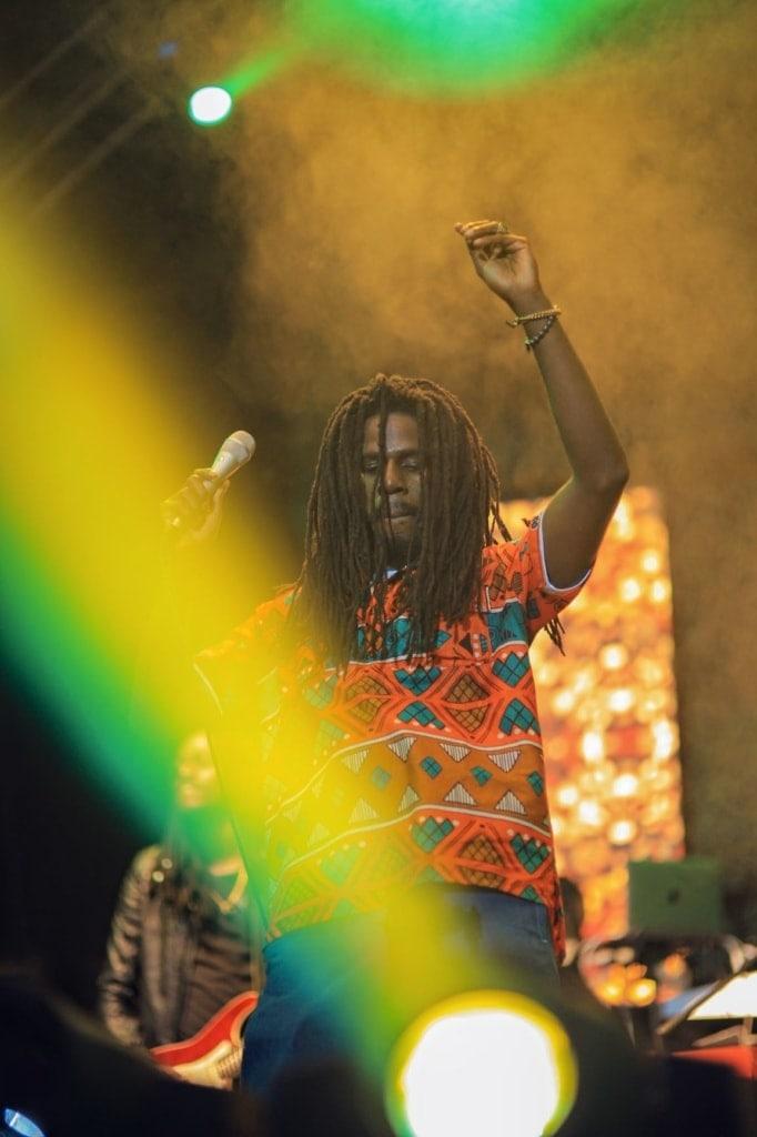 Reggae-Künstler auf Jamaika