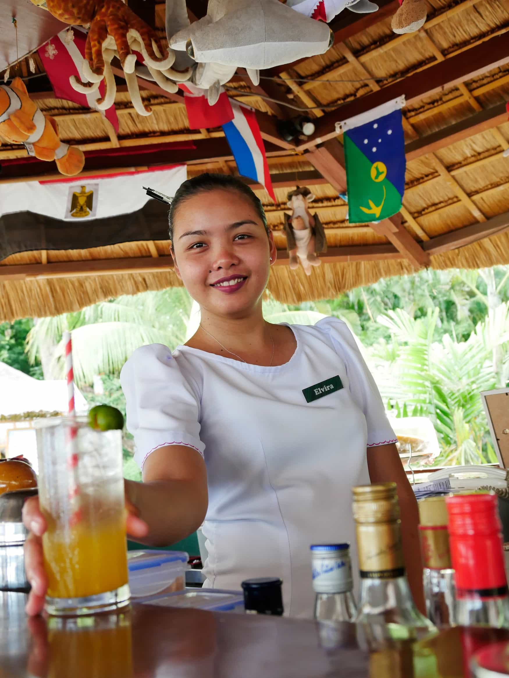 Don Papa Rum auf Nagros- Philippinen