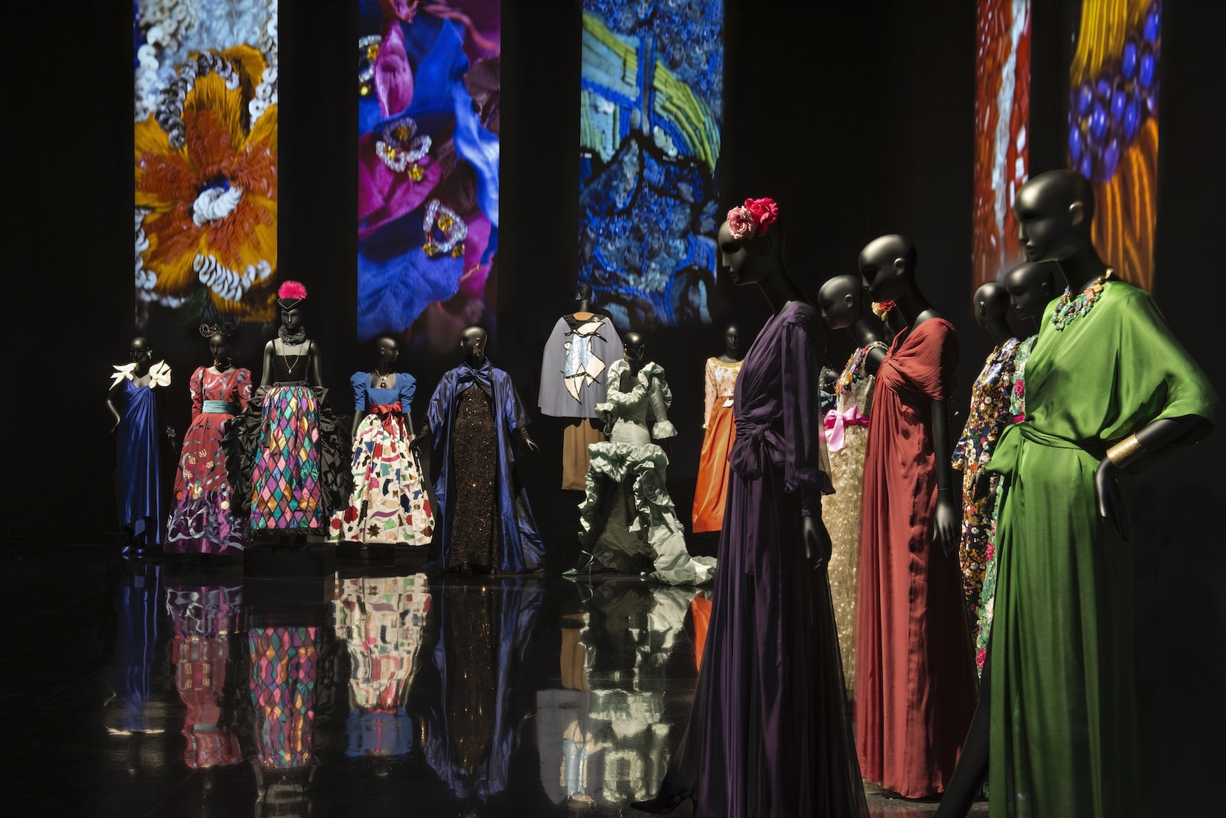 YSL Museum in Marrakesch - Kreative