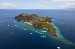 Apo Island, Negros, Philippinen