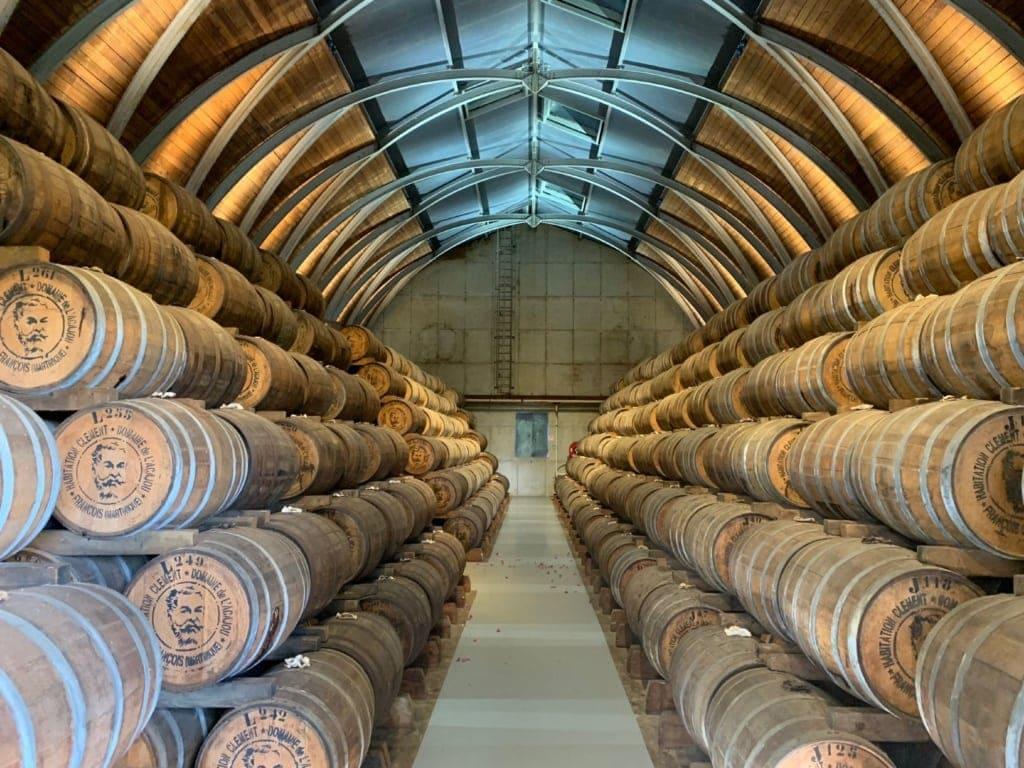 Ausflüge auf Martinique: Destillation Habitation Clement