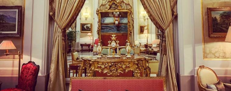 El Palace in Barcelona: Lobby