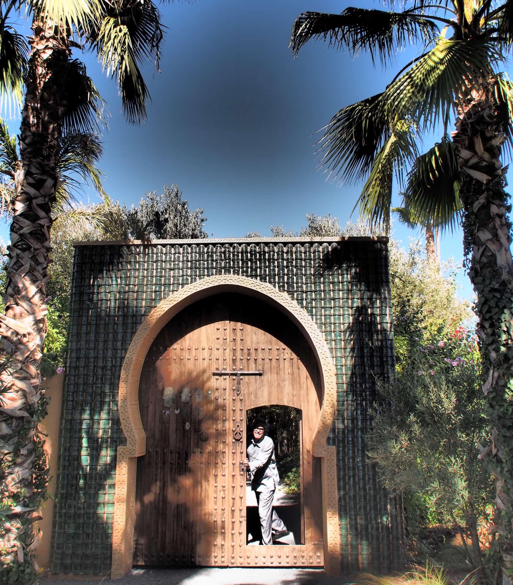 Marrakesch - Kreative - Anima - Garten von Andre Heller