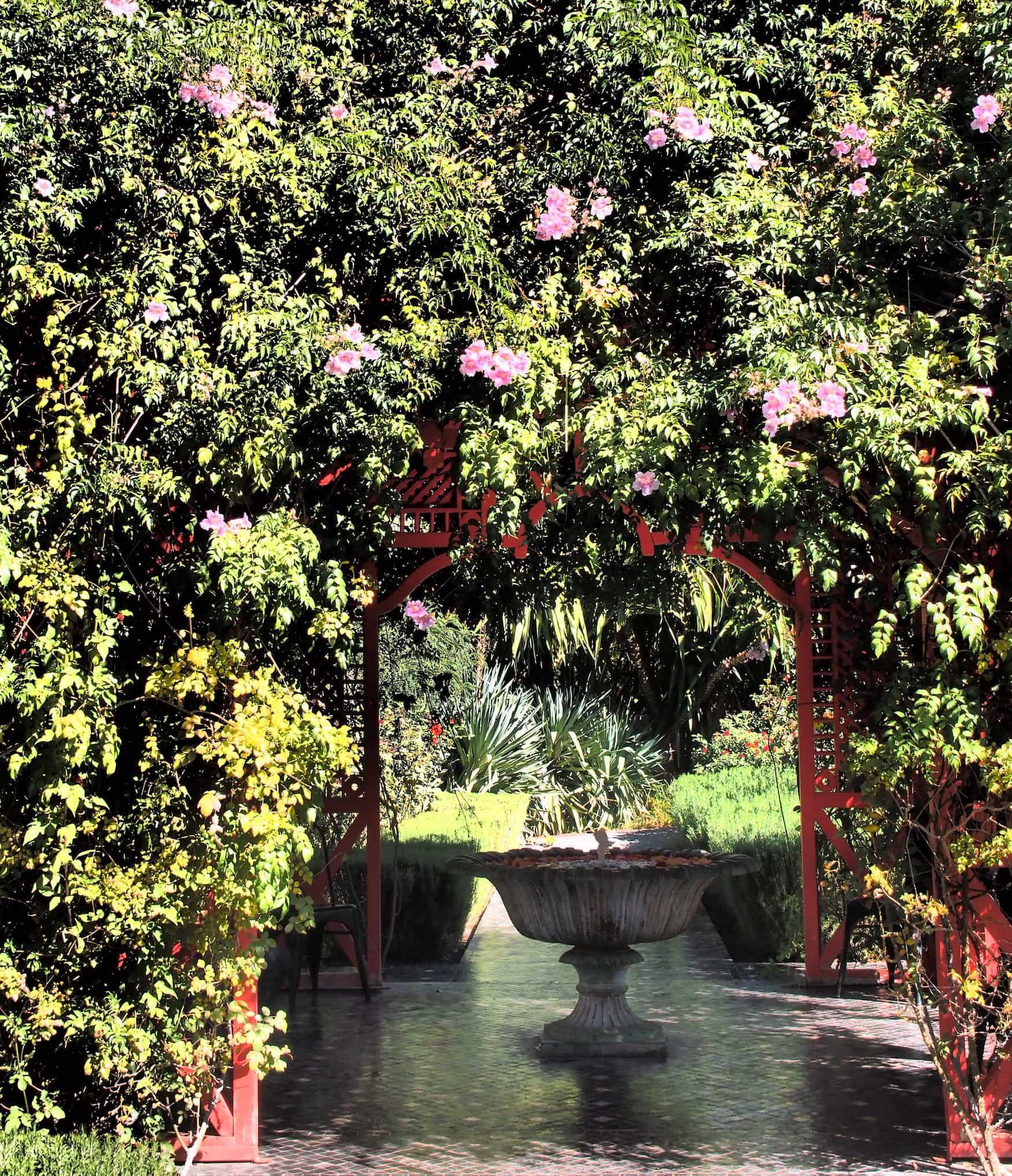 Garten von Andre Heller Anima - Marrakesch -Kreative