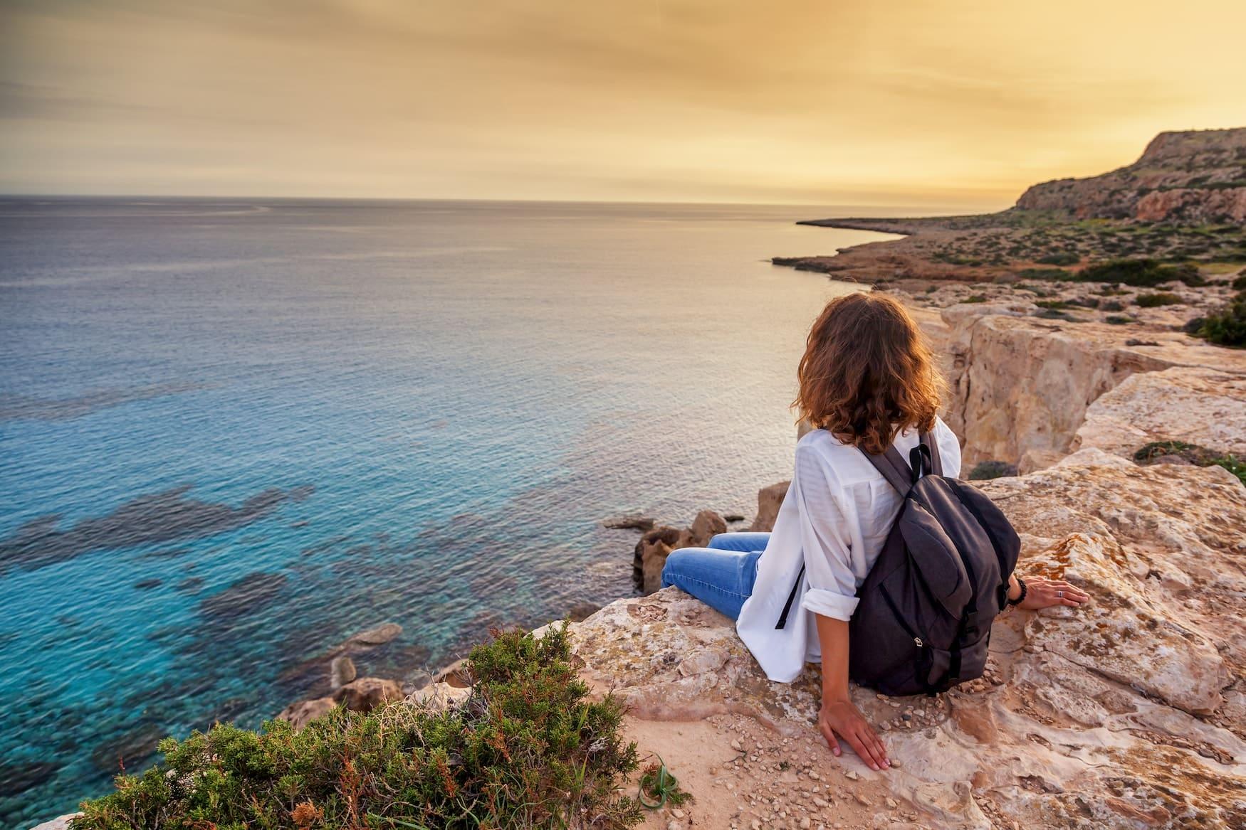 Zypern in Wintersonne