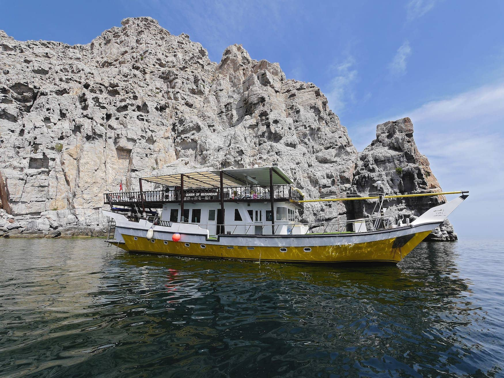 Tauchsafari im Oman: Queen of Musandam