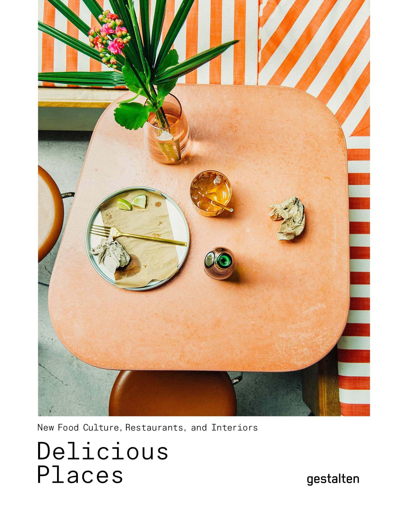 Buchcover von Delicious Places