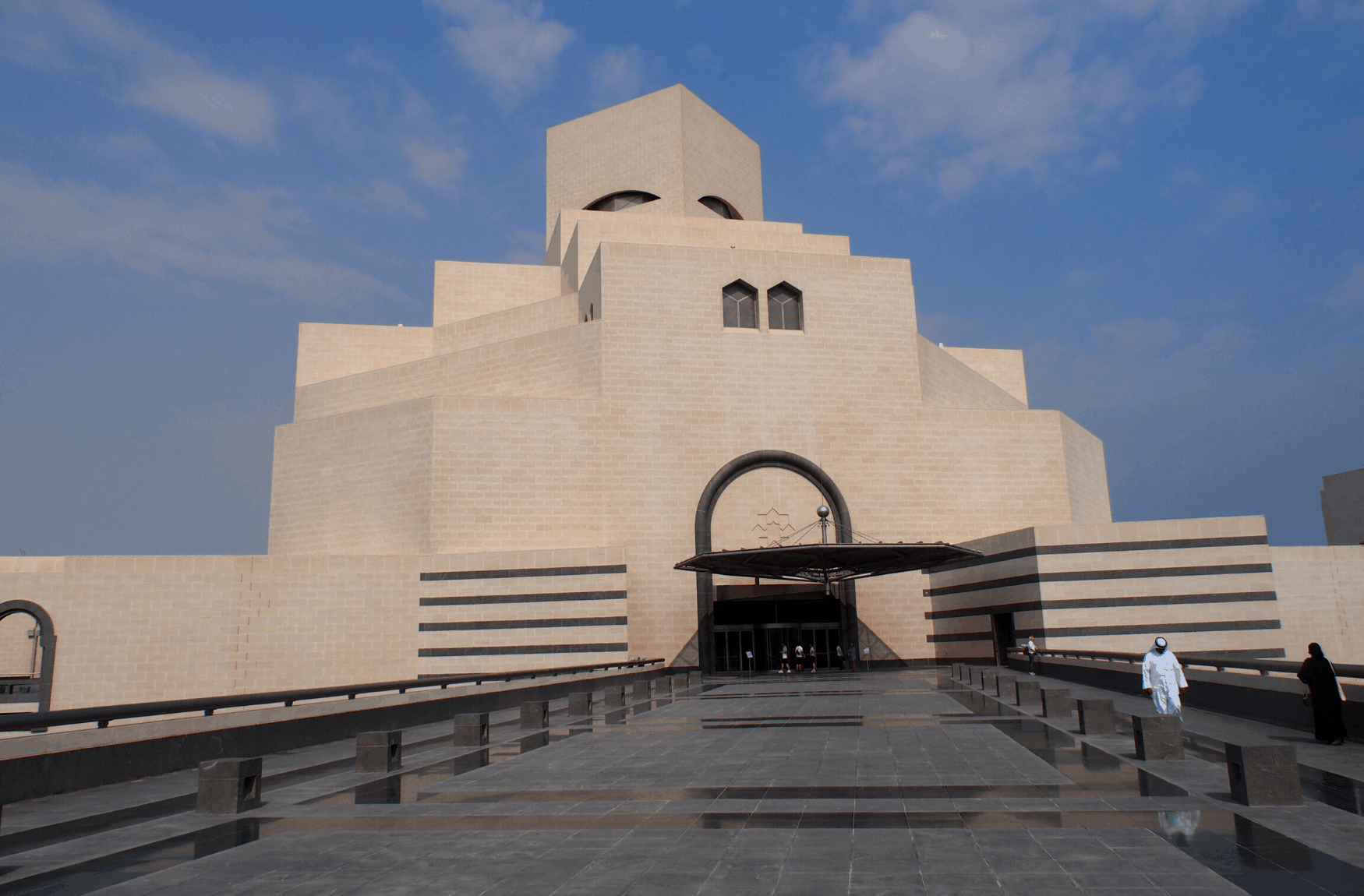 Museum of Islamic Arts in Katar