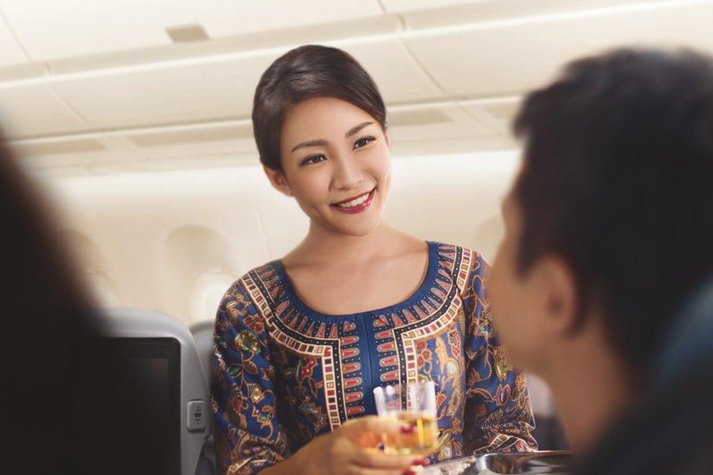 Mit Singapore Airlines reist es sich besonders entspannt nach Australien.