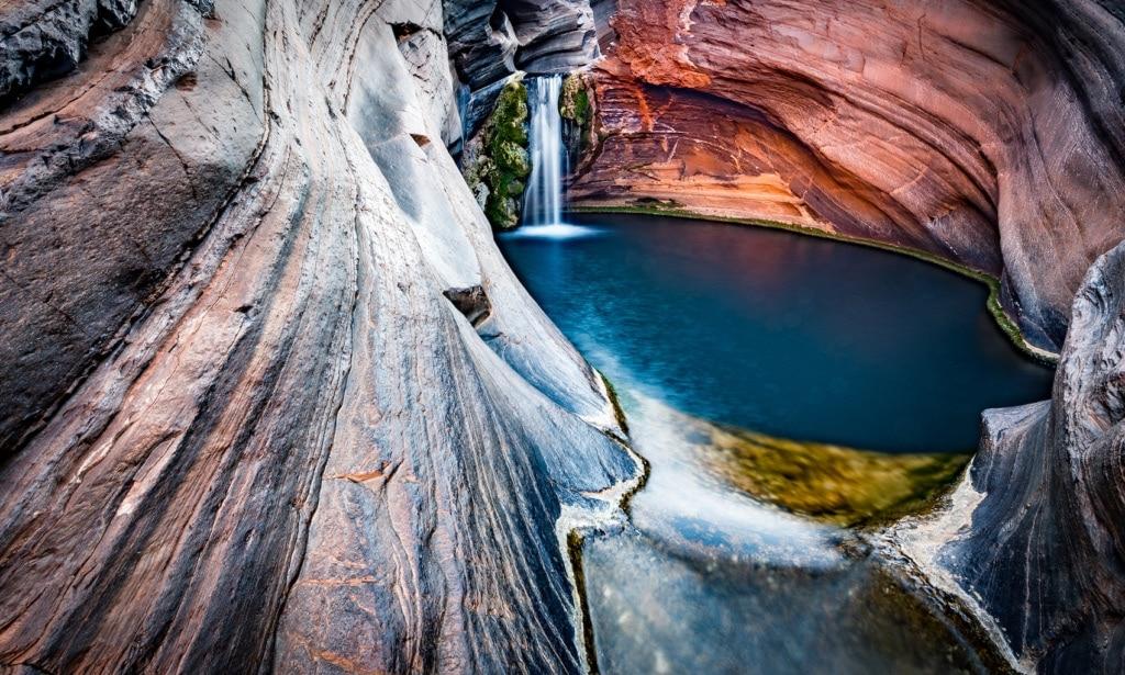 Der Karijini Nationalpark im westen Australiens ist einer der schönsten des Landes.