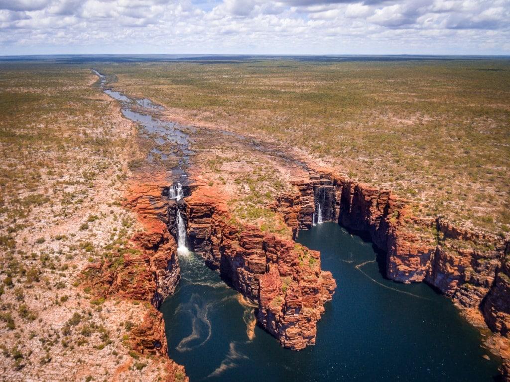 Die Kimberleys in Westaustralien sind eines der letzten Abenteuer dieses Planeten!