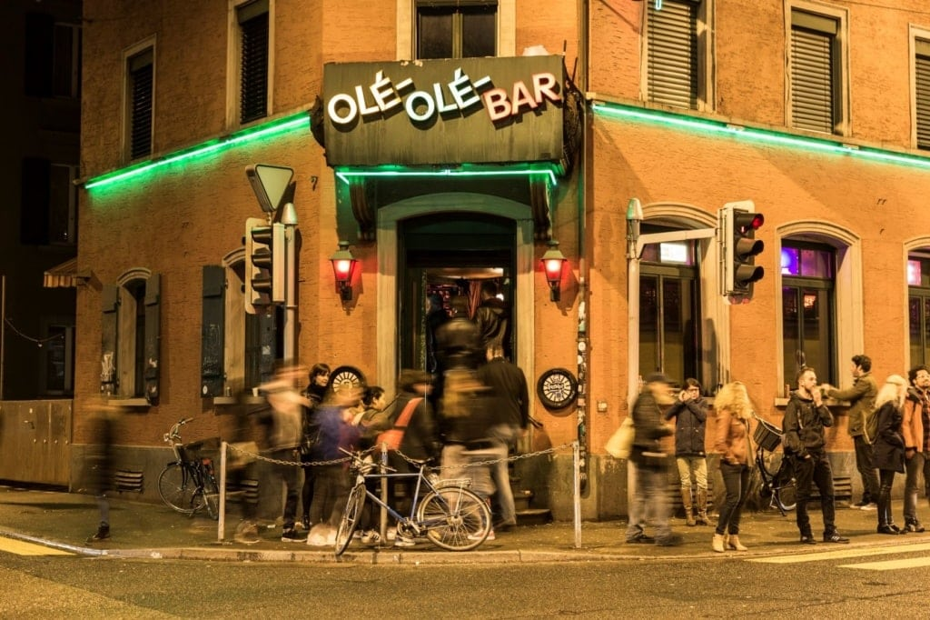 Ole Ole Bar in Zürich