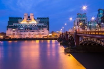 MI6 Vauxhall Bridge